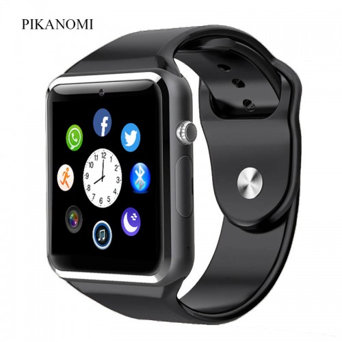 Smart Watch Android With Camera Sim Card Smartwatch