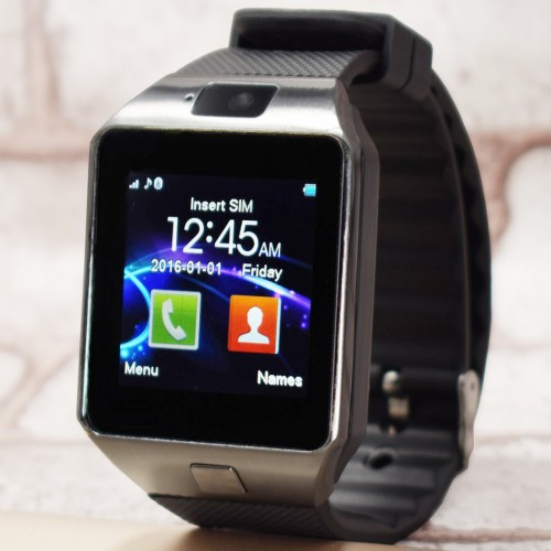 Smart Watch With Camera Bluetooth SIM Card