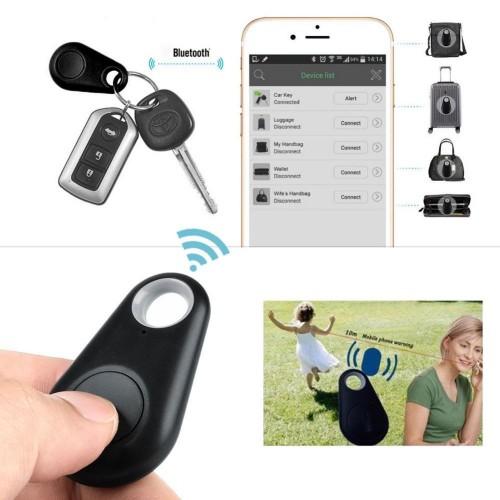 Smart finder Key finder Wireless Bluetooth Tracker Anti lost alarm Smart Tag Child Bag Pet GPS