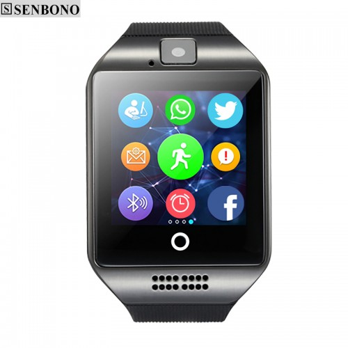 Smart watch with Touch Screen camera Bluetooth smartwatch