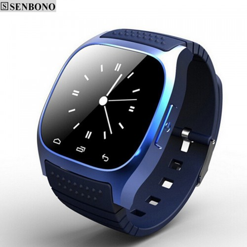 Smartwatch Bluetooth With LED Alitmeter Pedometer For Android