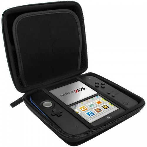 Case and hard cover for Nintend o 2DS