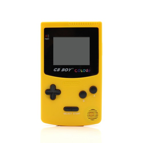 Colour Handheld Game Consoles