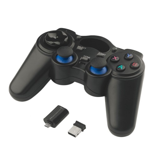 Controller Handle Gamepad Joystick With OTG Converter