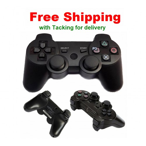 Wireless Bluetooth Controllers Joysticks For PS3