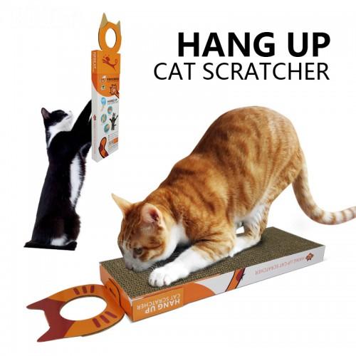 Cardboard Scratcher Scratch Board Cat Toy