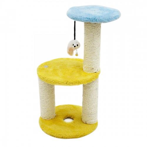 Cat Climbing Catch scratching post toy Training