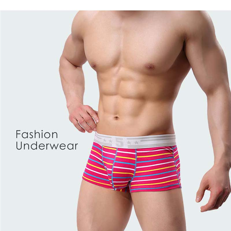 New-Arrival-Sexy-Mens-Boxer-Breathable-Mens-Shorts-Boxers-Homme-Cuecas-Masculina