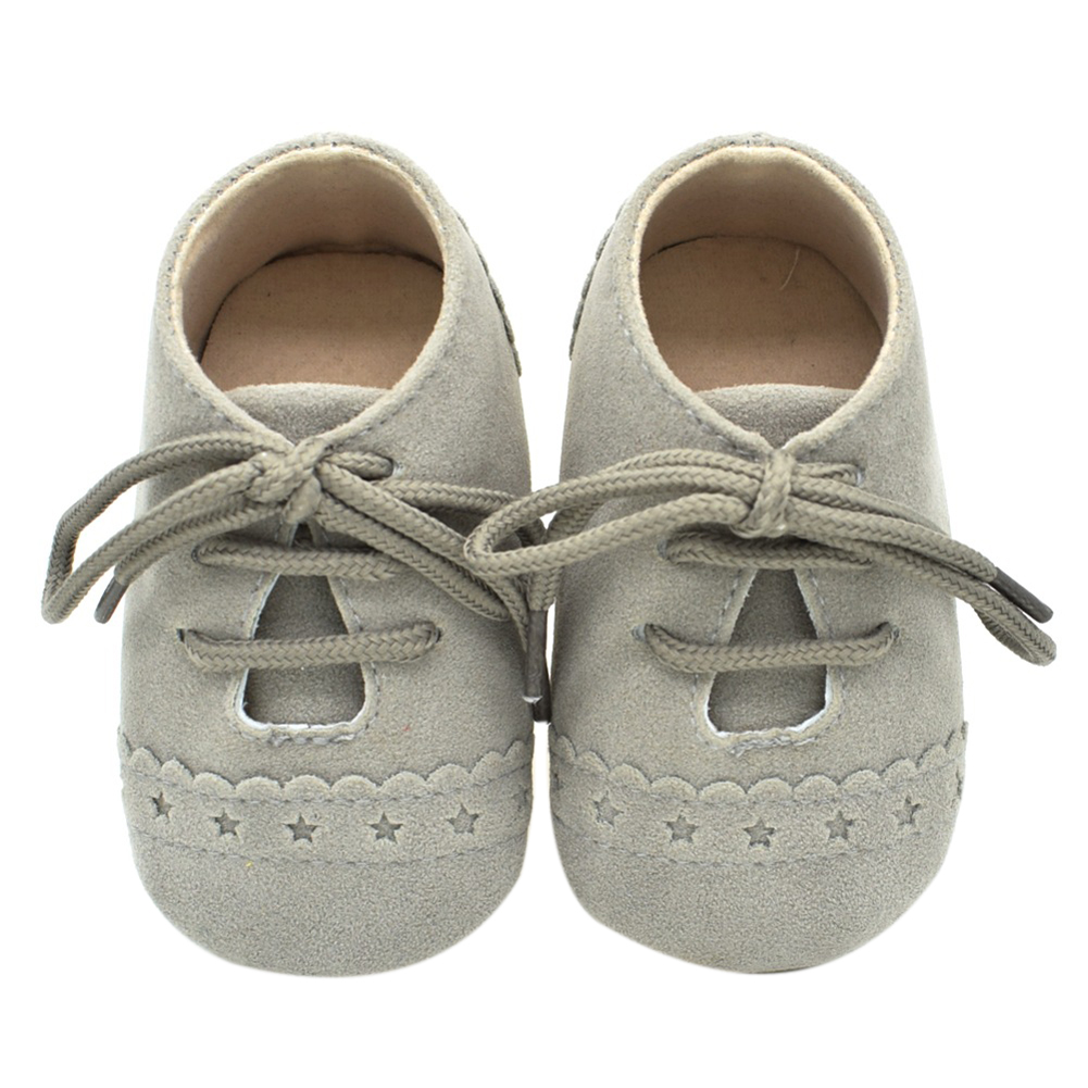 Hot Baby Shoes Nubuck Leather Soft Baby Shoes Moccasins