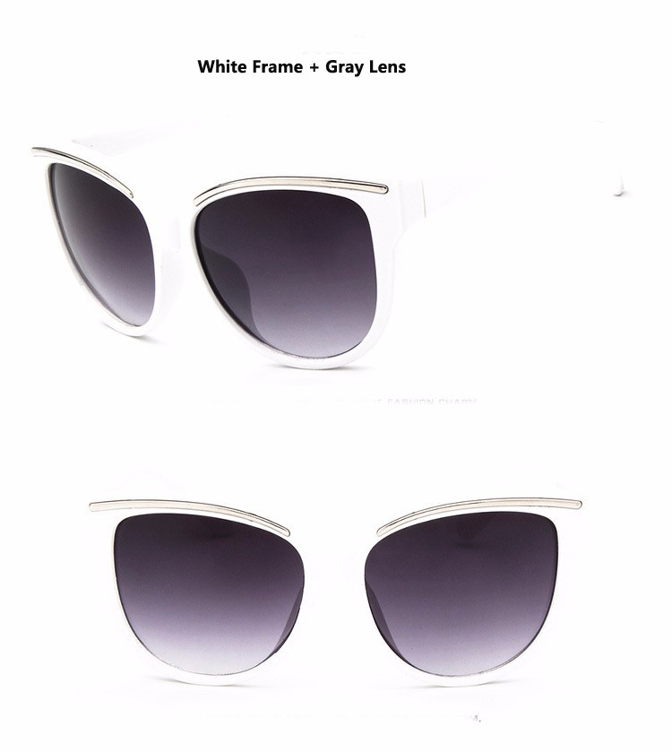 Cat Eye Frame Glasses Philippines : Women Cat Eye Frame Sun Glasses