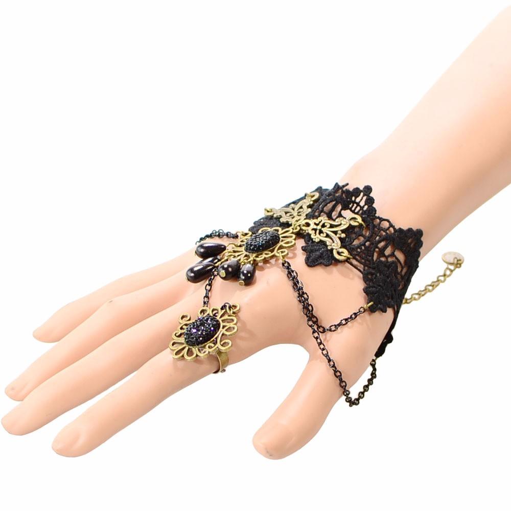 Vintage Lace Wrist Bracelet