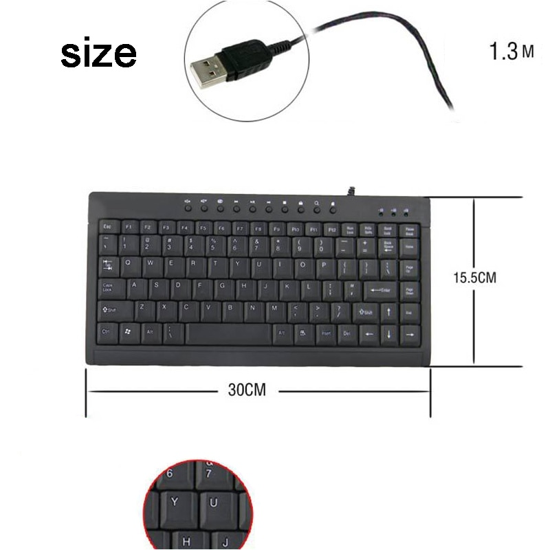 Landas-Wired-USB-Keyboard-For-Desktop-Computer-87-Keys-Multimedia-Wired-Keyboard-For-Mac-For-Windows-XP-7-8-10-Office-Home-Use-32868833410