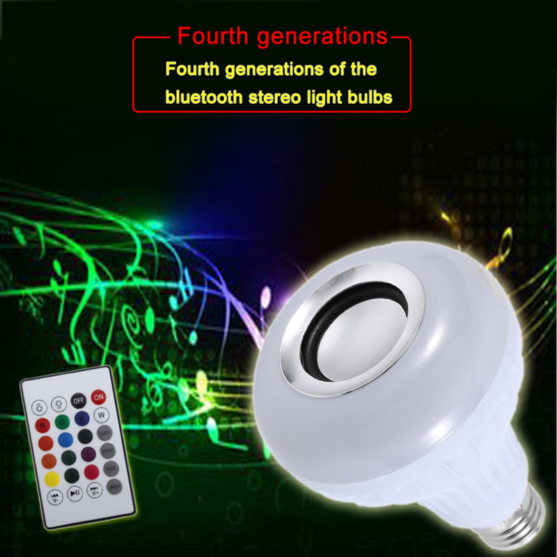Wireless-Bluetooth-Speaker-12W-RGB-Bulb-E27-LED-Lamp-100-240V-110V-220V-Smart-Led-Light-Music-Player-Audio-with-Remote-Control-32824349748