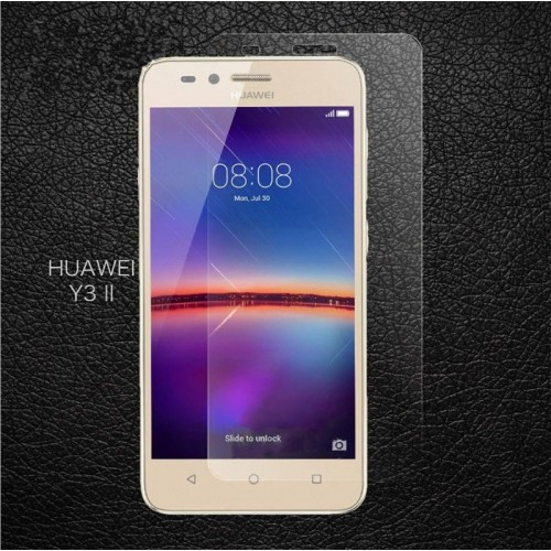 9H 2 5D Premium Tempered Glass For Huawei Y3 II Y3 2 Y3ii Screen Protector Toughened