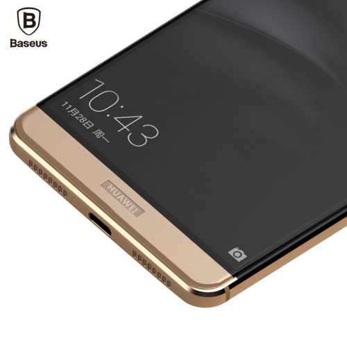 Baseus Screen Protector For Huawei Mate 9 Ultra Thin 9H Full Cover Protective Tempered Glass For