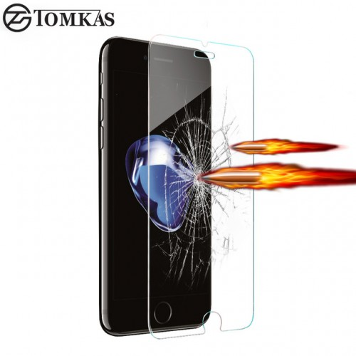 TOMKAS Tempered Glass Screen Protector For iPhone 7 7 Plus 6 6S 6S Plus 5 5S.jpg 640x640