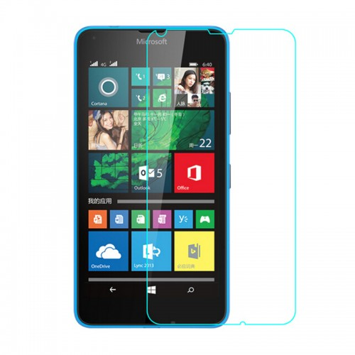 Tempered Glass for Microsoft Lumia 640 LTE Dual SIM 5 0 Screen Protector Protective Glass Film