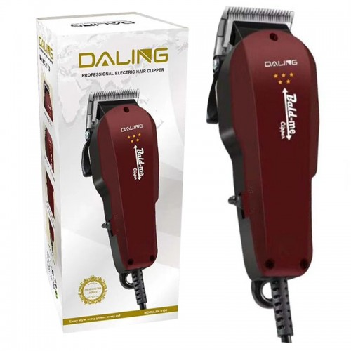 Daling DL-1100 12W Adjustable Hair Clipper Electric Home Pro Hair Trimmer Machine