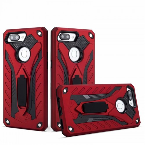Dream Luxury Rugged Hybrid Silicone Shockproof Impact Armor Kickstand Phone Cover