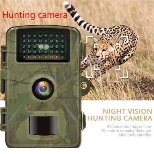 1080P Wildlife Trail  Photo Infrared   DL001 Wireless Surveillance Tracking Camera