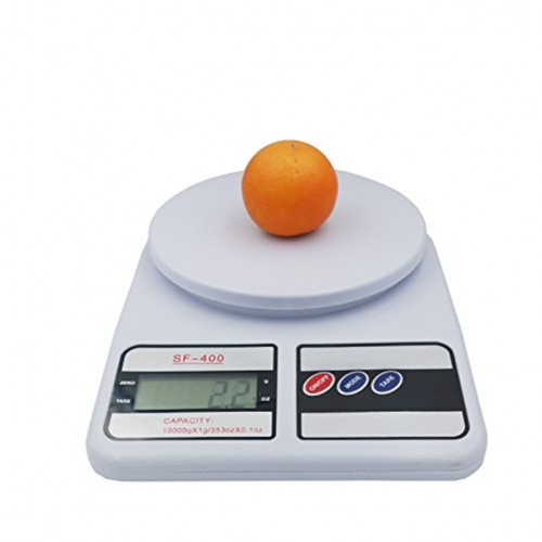 Digital LCD Display Kitchen Electronic Scales for Postal Parcel Food Weight Diet Kitchen Measuring Tools