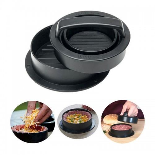 12.5*12.5*6 CM Burger Meat Press Meat Cake Pressure Combination Meat Press Kitchen Gadget