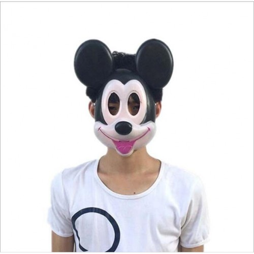 Lovely Mickey Mouse Party Face Mask