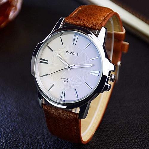 Yazole Quartz Luxury Wrist Watch