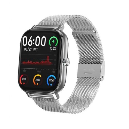 DT35 Smartwatch ECG Heart Rate Blood Pressure 1.54inch Bluetooth Call IP67 Waterproof