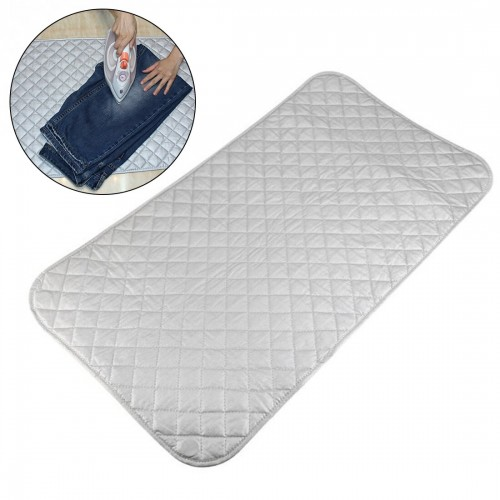 48*85 Cm Portable Folding Household Ironing Pad Clothes Ironing Cover Mat Travel Replacement