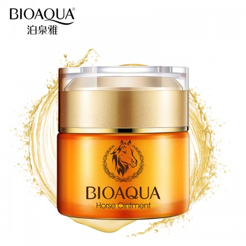 BIOAQUA Horse Oil Miracle Cream For Scars, Stretch Marks, Whitening, Acne, Wrinkles, Anti-Aging