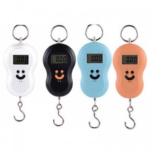 50kg X 10g Mini Digital Scale  Luggage Travel Weighting Hanging Electronic