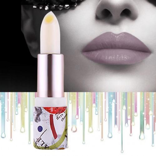 6 Colors Lip Balm Long-lasting Sweet Jelly Fruit Flavoured Moisturizer Lips Plumper Lip Care Sandwich Gel Lipsticks