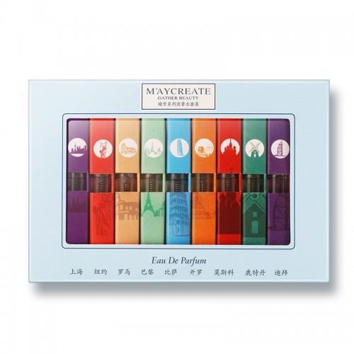 8pcs Different Liquid Perfume 3ML Original Parfume Fragrance and Deodorant