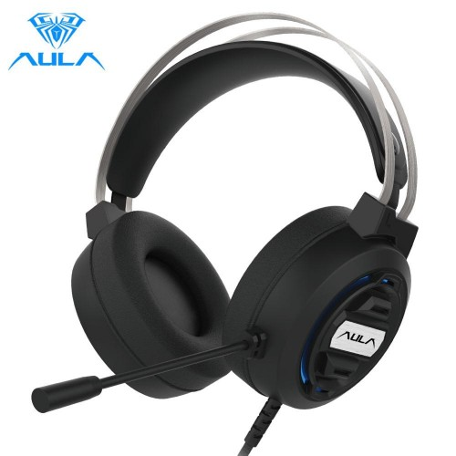 S603 Gaming Wired Headset Gamer Deep Bass Stereo Earphone With Microphone For PC Computer