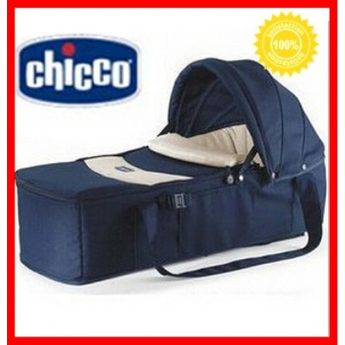 Chicco Infant Sacca Transporter Basket Travel Carrycot Soft Portable Cradle For Newborns Baby