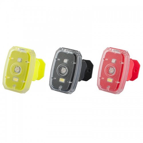 Rechargeable LED USB Mountain Bike Taillight MTB Safety Warning Personal Security Rear Light