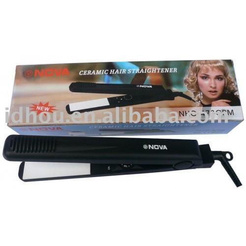 Nova Ceramic Hair Straightener For Women High Quality