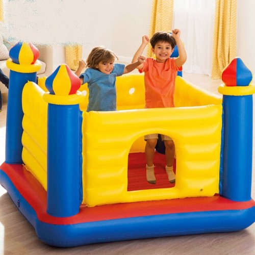 Children's Castle Trampoline Jumping Ocean Ball Pool Playground inflatable cushion