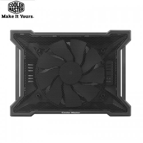 Cooler Master X120 Ultra-Slim Non-slip Laptop Cooling Pad 200mm Silent Big Fan For Laptop 0-15''