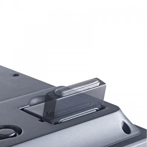 Cooler Master i100 Non-slip Laptop Cooling Pad Ergonomic design 140mm Fan Notebook Cooler