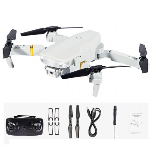 D80WG Foldable Drone with HD Camera RC 4K  Wifi Gesture Photo Video RC Quadcopter