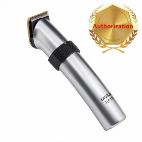 DINGLING RF608 Electric Hair  Trimmer Rechargeable Willess Hair Clipper Trimmer Shaver Razor