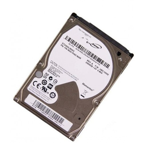 2TB LAPTOP Hard disk