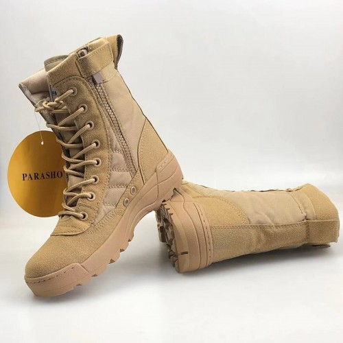 Combat Swat Men Boots Outdoor Military Breathable Army Desert Hiking Shoes