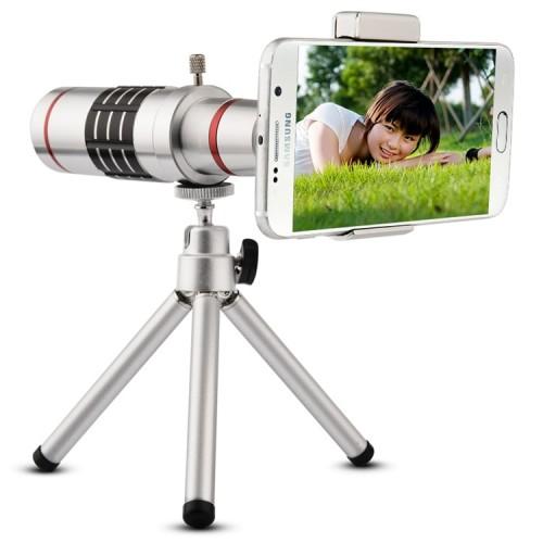 18X Telephoto Lens Mobile Phone Optical Zoom Telescope Camera