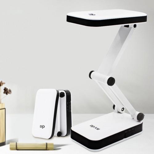 USB Led Desk Lamp Adjustable Powered Desk High Light Folding Reading Eyes Care Table Lamp