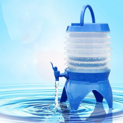 Tub Dispenser Lightweight Plastic Water Container Beverage Dispenser
