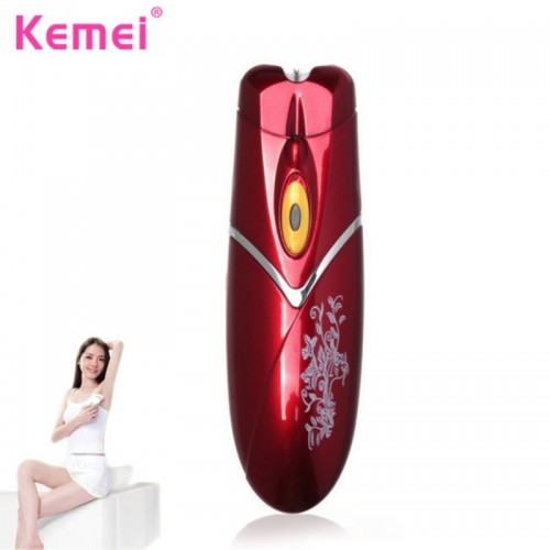 KEMEI Professional Shaver Body Hair Trimmer Electric Epilator Female Care Tool