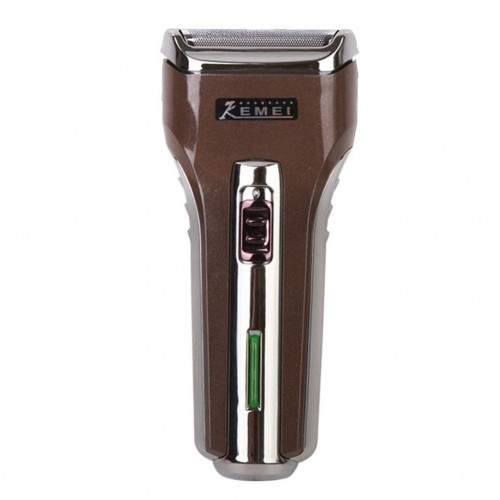 Kemei KM-A588 Electric Shavers Razor Blades Travel Use Professional Shaver For Man